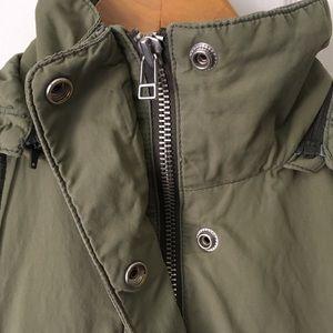 GAP Jackets & Coats - Gap XS Women's Anorak detachable hood/liner